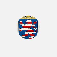 Hessen Wappen Mini Button