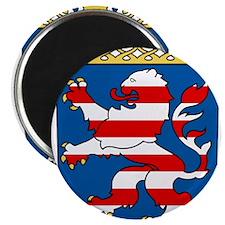 "Hessen Wappen 2.25"" Magnet (10 pack)"