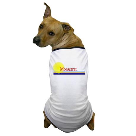 Monserrat Dog T-Shirt