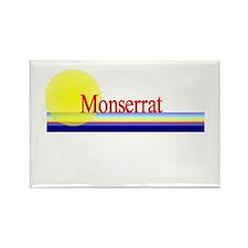 Monserrat Rectangle Magnet