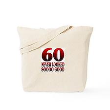 SIXTY Tote Bag