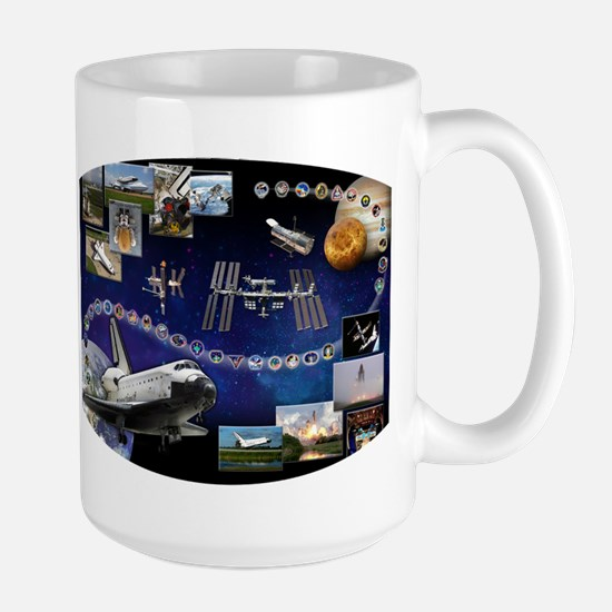 OV 104 Atlantis Large Mug