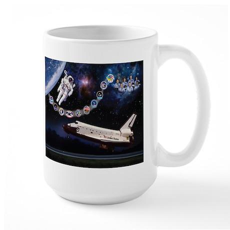 OV-099 Challenger Large Mug