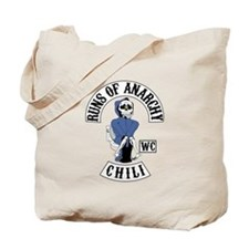 Runs of Anarchy Tote Bag