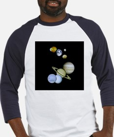 Our Solar System Baseball Jersey
