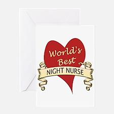 Unique Nursing jobs Greeting Card