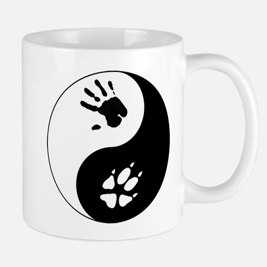 Fox Therian Ying Yang Mug