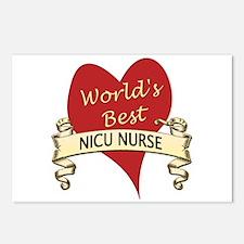 Nicu nurses Postcards (Package of 8)