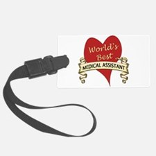 Cute Medical assistant Luggage Tag