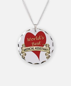 Cute Registered nurse Necklace