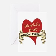 Cool Medical assistant Greeting Cards (Pk of 20)