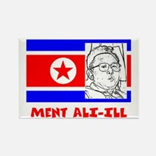 Ment Ali-Ill Rectangle Magnet