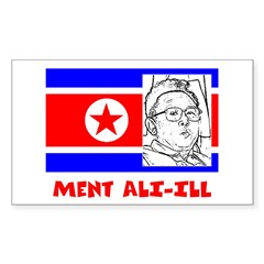 Ment Ali-Ill Rectangle Decal