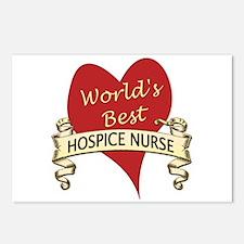 Cool Cancer nursing Postcards (Package of 8)