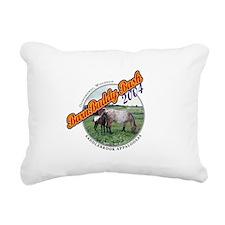 Unique Buddy Rectangular Canvas Pillow
