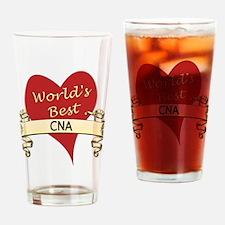 Unique Certified nursing assistant Drinking Glass