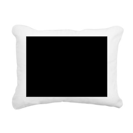 It's a Dog's Life Rectangular Canvas Pillow