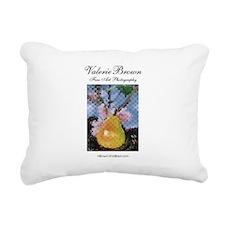 Cute Valerie Rectangular Canvas Pillow