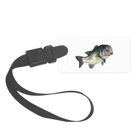 Bass Small Luggage Tag