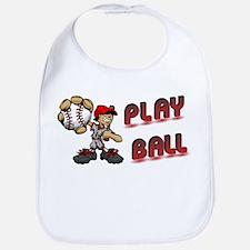 Play Ball Bib