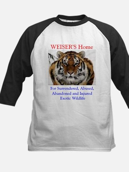 WEISER'S Home Kids Baseball Jersey
