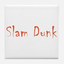 Slam Dunk Tile Coaster