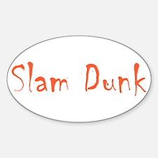 Slam Dunk Decal