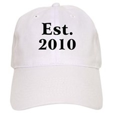 Est. 2010 Baseball Cap
