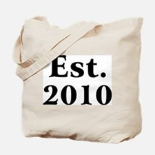 Est. 2010 Tote Bag