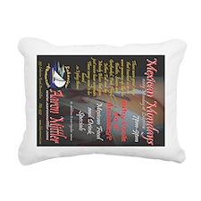 Cool Aaron Rectangular Canvas Pillow