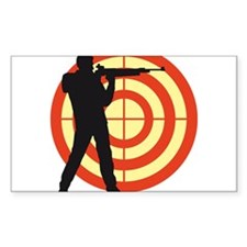 shooting sports Decal