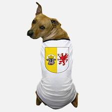 Mecklenburg-Vorpommern Wappen Dog T-Shirt