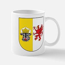 Mecklenburg-Vorpommern Wappen Mug
