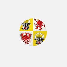 Mecklenburg-Vorpommern Landeswappen Mini Button