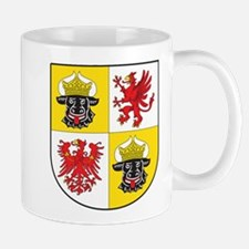 Mecklenburg-Vorpommern Landeswappen Mug