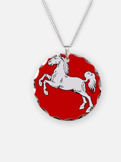 Niedersachsen Wappen Necklace