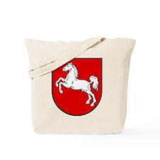Niedersachsen Wappen Tote Bag