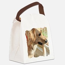 Grass is Greener Canvas Lunch Bag