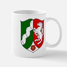 Nordrhein-Westfalen Wappen Mug