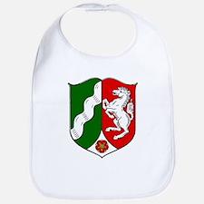 Nordrhein-Westfalen Wappen Bib