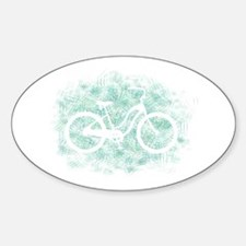 Beach Cruiser Sticker (Oval)