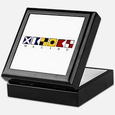 Malibu Keepsake Box