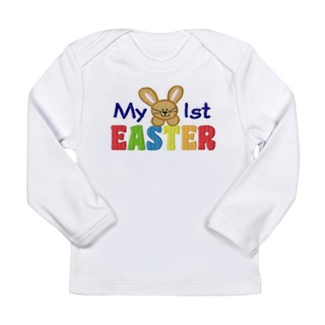 My 1st Easter Long Sleeve Infant T-Shirt