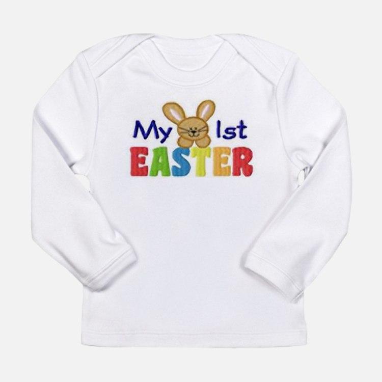 My 1st Easter Long Sleeve Infant T-Shirt