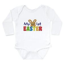My 1st Easter Onesie Romper Suit