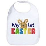Easter Cotton Bibs