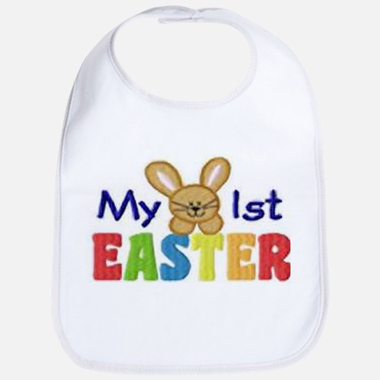 My 1st Easter Bib