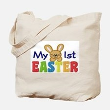 My 1st Easter Tote Bag