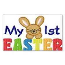 My 1st Easter Decal
