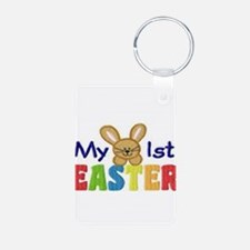 My 1st Easter Keychains